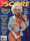Sarenna Lee magazine cover Appearances Score January 1995