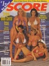 Europe DiChan, Chloe Vevrier, Tawny Peaks, Lisa Lipps & Danni Ashe magazine cover Appearances Score March 1995