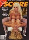 Lisa Lipps Score August 1995 magazine pictorial