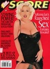 SaRenna Lee magazine cover Appearances Score October 1998