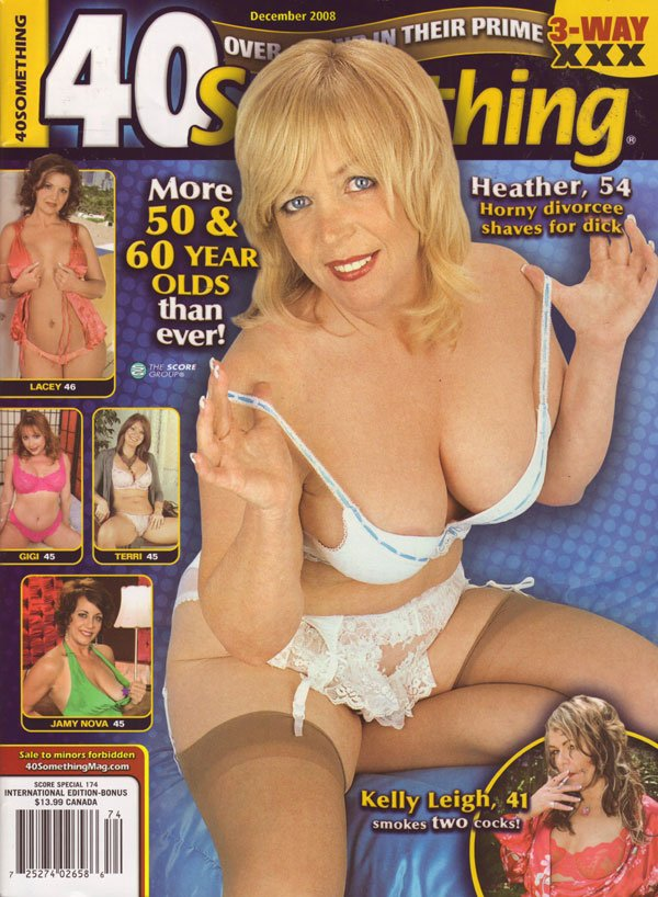 Something women 40 magazine
