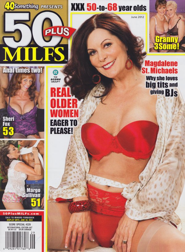 50 plus adult magazines