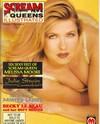 Scream Queens Illustrated # 4 magazine back issue