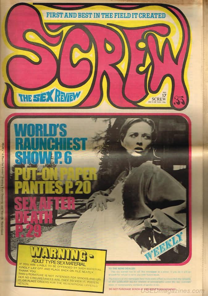 Screw # 17 thumbnail