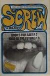 Screw # 44 magazine back issue
