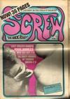 Screw # 61 magazine back issue