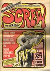 Screw # 81 magazine back issue