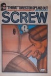 Screw # 227 magazine back issue