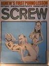 Screw # 277 magazine back issue
