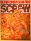 Screw # 285 magazine back issue