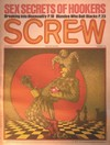 Screw # 295 magazine back issue
