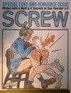 Screw # 311 magazine back issue