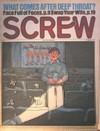 Screw # 348 magazine back issue