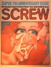 Screw # 349 magazine back issue