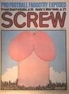Screw # 356 magazine back issue