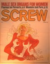 Screw # 388 magazine back issue