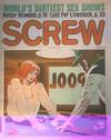 Screw # 398 magazine back issue