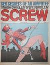 Screw # 410 magazine back issue