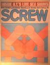 Screw # 427 magazine back issue