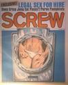 Screw # 434 magazine back issue