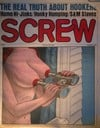 Screw # 439 magazine back issue