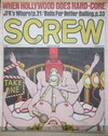 Screw # 440 magazine back issue