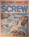 Screw # 463 magazine back issue