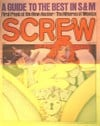 Screw # 482 magazine back issue