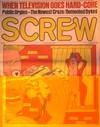 Screw # 496 magazine back issue