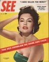 See September 1954 magazine back issue cover image