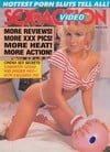 Sex Action Video # 1 magazine back issue