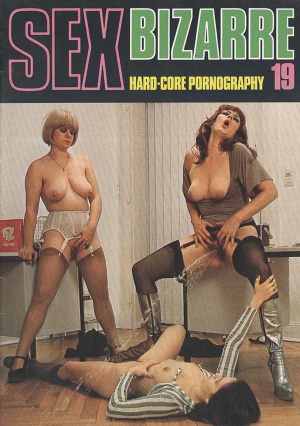 Sex Bizarre # 19 thumbnail