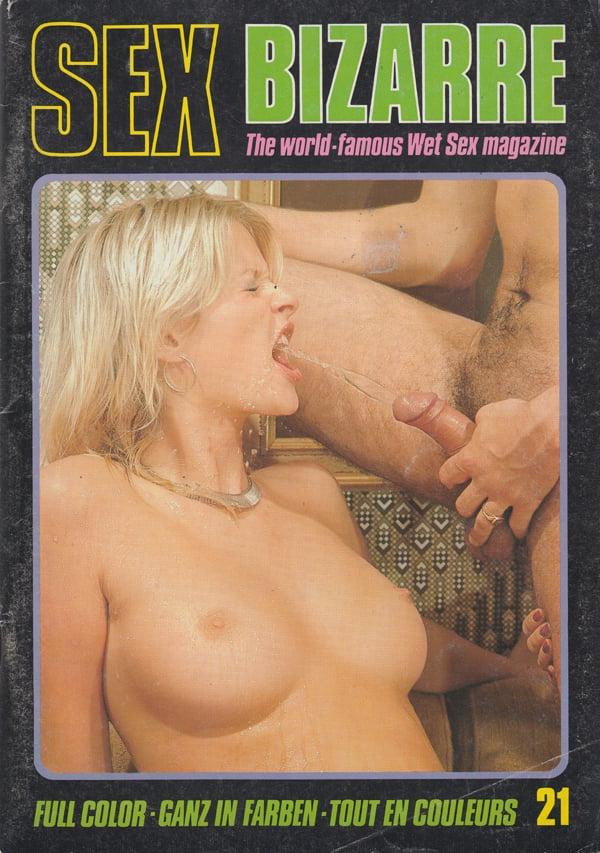 Sex Bizarre # 21 thumbnail