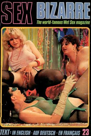 Sex Bizarre # 23 thumbnail