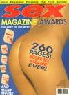 Sex Magazine Awards # 1 magazine back issue