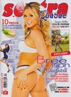 Bree Olson magazine cover Appearances Sextra Qu�bec Vol. 6 # 4