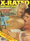 Annie Sprinkle Swank Gold Press January 1984 - X-Rated Superstars magazine pictorial