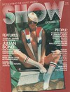 Show October 1977 magazine back issue cover image