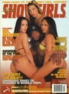 Déja Vu Showgirls Fall 2002 magazine back issue