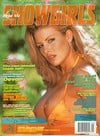 Deja Vu Showgirls Spring 2002 magazine back issue