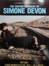 Custom Bondages of Simone Devon # 4 magazine back issue