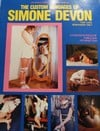 Custom Bondages of Simone Devon # 8 magazine back issue