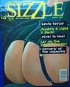 Sizzle by Eurotica # 12 magazine back issue