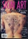 Skin Art # 7 magazine back issue cover image