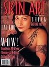 Skin Art # 12 magazine back issue cover image