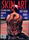 Skin Art # 14 magazine back issue cover image