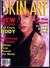 Skin Art # 15 magazine back issue cover image
