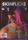Skin Flicks February 1999 magazine back issue cover image