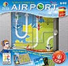 Airport Traffic Control. Multi-Level Logic Game Made by Smart Games