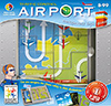 Airport Traffic Control. Multi-Level Logic Game Made by Smart Games Puzzle